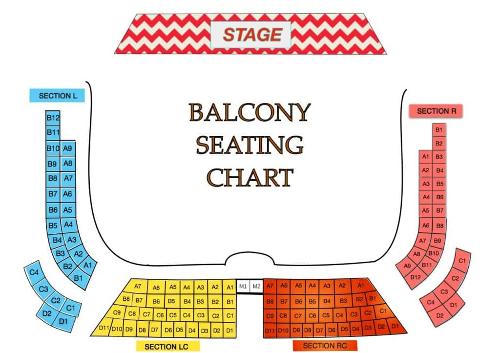 Seating Info The Bradley Playhouse Accesibilty
