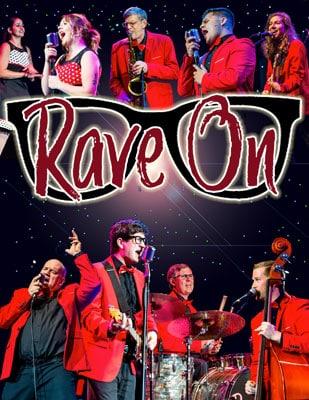 Rave On Logo