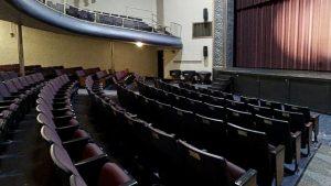 Main Floor Seating